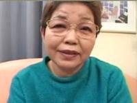 62歳のおばあちゃんが20年振りの中出しセックス