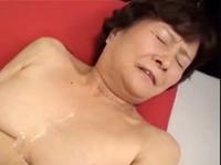 70代のおばあさんが初撮りに挑戦した七十路熟女のセックス