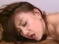 未亡人の五十路熟女が疼く身体を息子に捧げて淫乱セックス