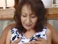 ケバイおばさんの発情した身体をじっくり味わいながらセックス