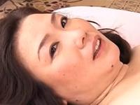 綺麗なおばちゃんがご無沙汰セックスで膣内射精