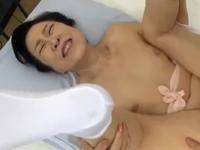 おばあさんのセックス動画 膣内射精を求める還暦の高齢熟女