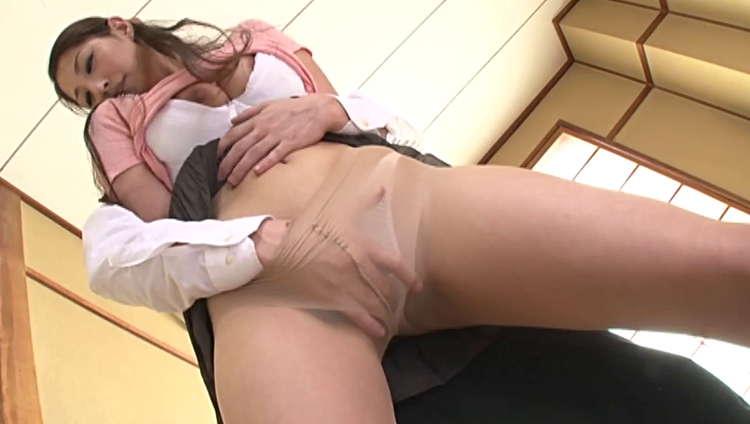 パンスト熟女4