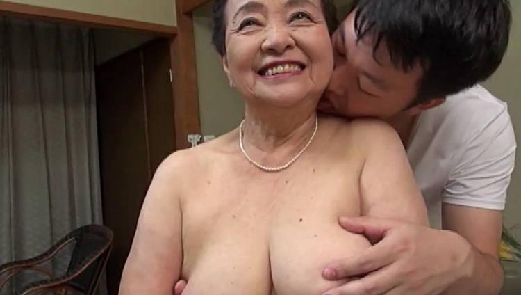 おばあさんをナンパ…5