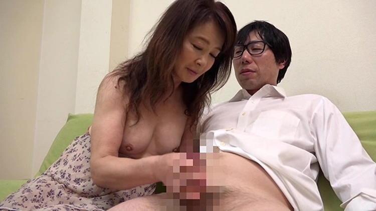 還暦淑女の初撮りセックス…10