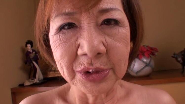 70歳のおばあさんとセックス…2