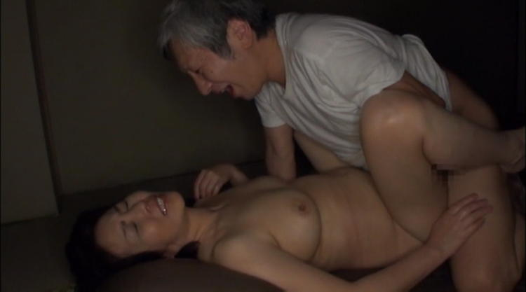 祖母の性生活動画…6