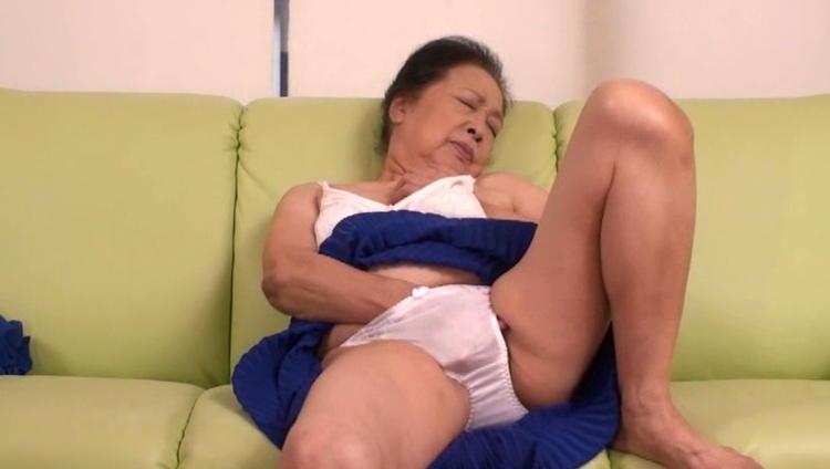 70代のおばあさんの性行為…10